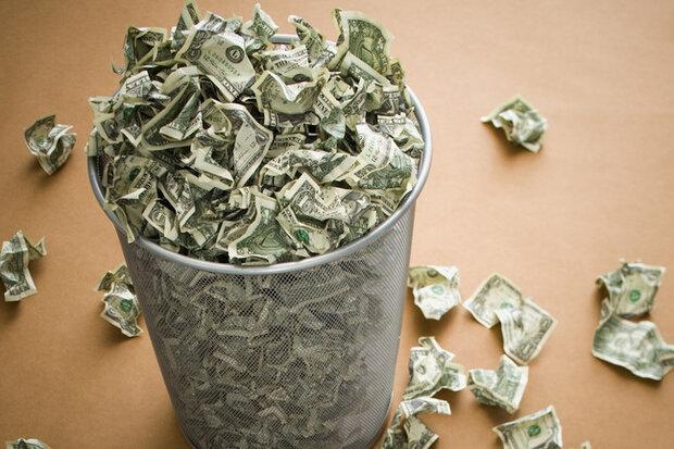 گلدمن ساکس درباره خطر سقوط دلار هشدار داد