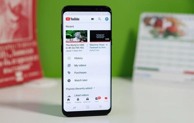 یوتیوب اندروید به زودی با امکان انتخاب کیفیت پیش فرض ویدیوها به روزرسانی می گردد