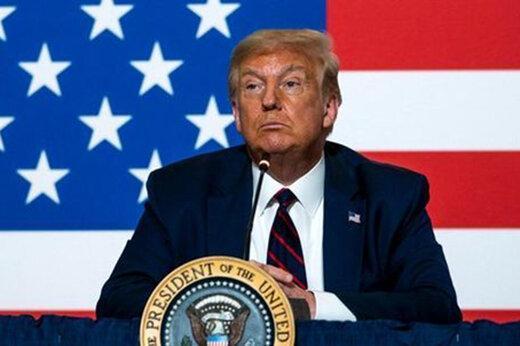 ترامپ: سیستم انتخابات دچار آسیب شده است