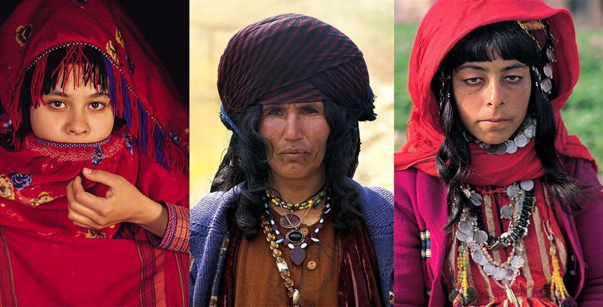 خبرنگاران زنان ایران زمین مقابل دوربین نصرالله کسرائیان