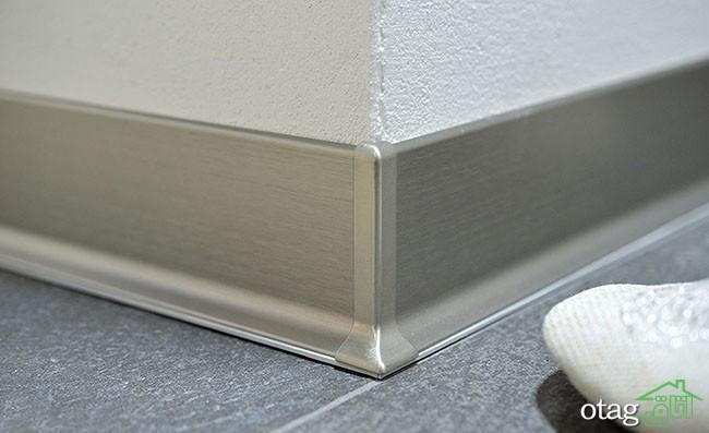 انواع قرنیز دیوار و نحوه تمیز کردن آنها به روشی ساده