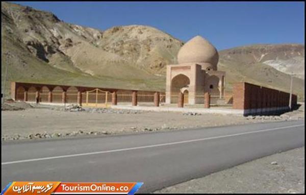 مقبره سیدصدرالدین یادگاری از عصر صفوی در دشت چالدران