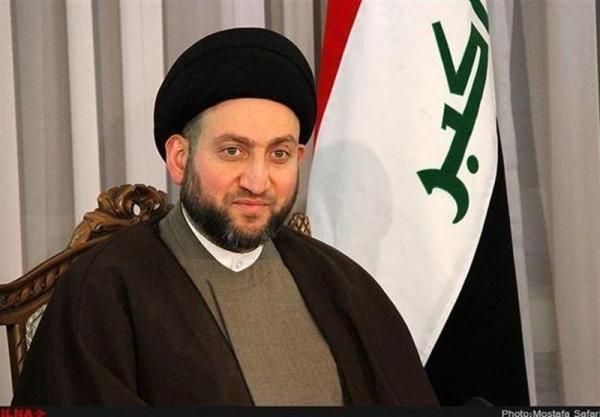 عراق، حکیم: ائتلاف فراقومیتی دروازهای برای رسیدن به ثبات سیاسی است