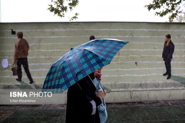 باران در تهران فردا هم ادامه دارد