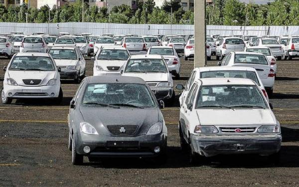 قیمت خودرو های پراید و تیبا 7 دی 99