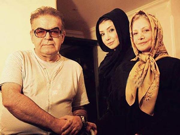 بیوگرافی حمید لولایی و همسرش