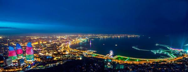 راهنمای سفر به باکو؛ شهر ساحلی دریای خزر