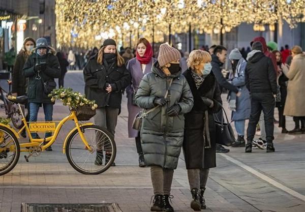 بهبود شرایط شیوع کرونا در روسیه و کاهش محدودیت ها در مسکو