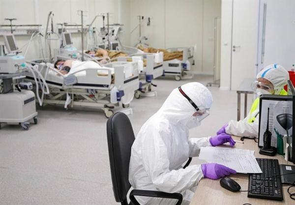 موارد بهبود بیماران از موارد ابتلا به کرونا در روسیه بیشتر شده است