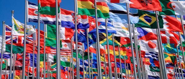 رنگ پرچم کشورها به چه معنایی دارد؟