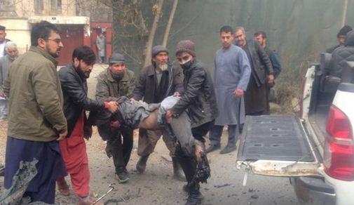 انفجار های پیاپی در کابل، 4 نفر کشته شدند