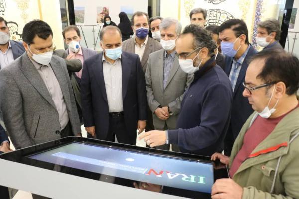 خبرنگاران انتشارات میراث فرهنگی خراسان رضوی با حضور معاون وزیر رونمایی شد
