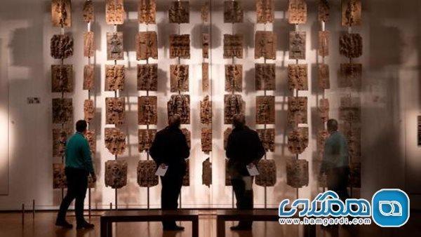 بازبینی تاریخچه آثار موزه بریتانیا