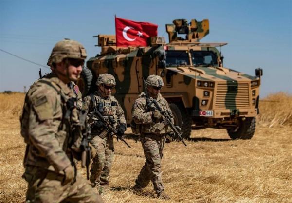 حمله توپخانه ای ترکیه به مواضع یگان های مدافع خلق در شمال سوریه