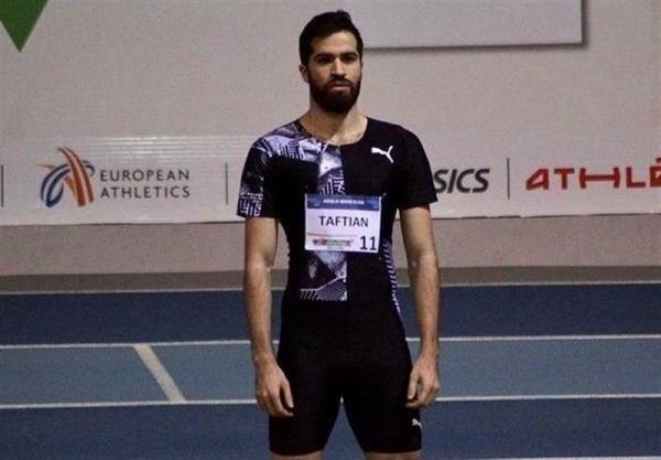 تفتیان: دوومیدانی از ورزشکار خالی شده است، امکانات فرانسه قابل قیاس با اینجا نیست
