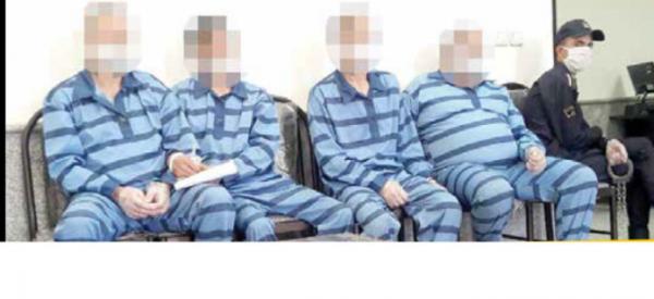 دستگیری 12 دزد در ابرکوه