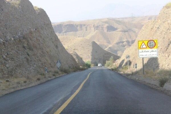 خط کشی 1850کیلومتر از راههای سیستان و بلوچستان
