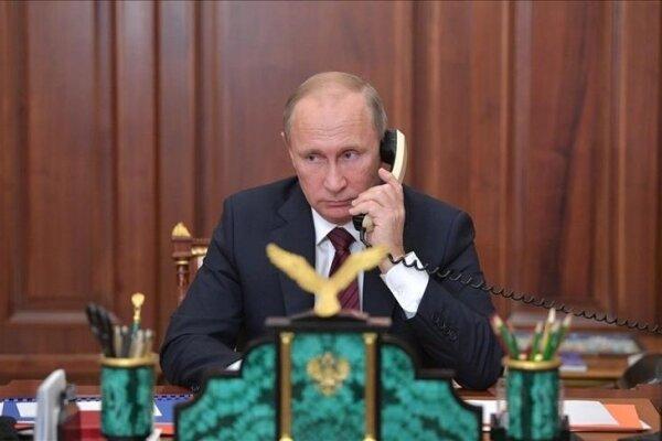 ولادیمیر پوتین با نخست وزیر لبنان تلفنی گفتگو کرد