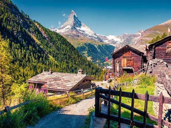 12 دلیل برای سفر به شهر زیبای زرمات در کشور سوئیس!