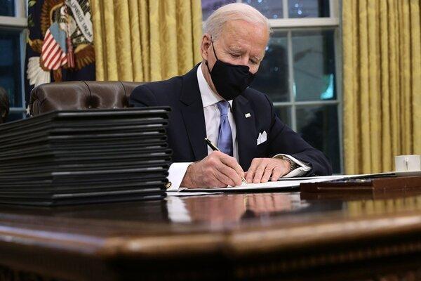 جو بایدن شرایط اضطراری ملی در قبال سوریه و عراق را تمدید کرد