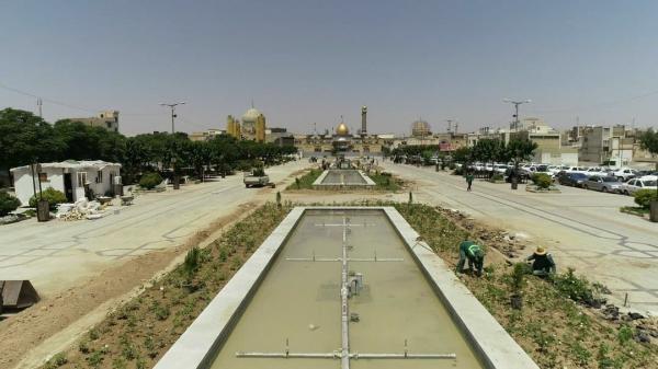 120 پروژه شهری در منطقه 20 به بهره برداری می رسد