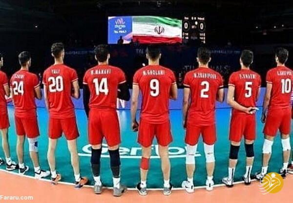پست اینستاگرامی سخنگوی وزارت خارجه برای والیبال ایران