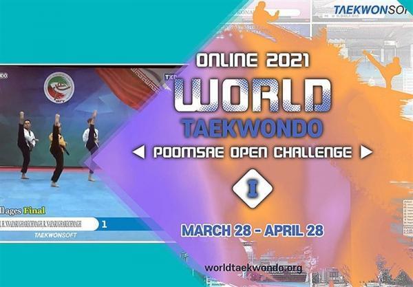 صعود پومسه روهای ایران به نیمه نهایی مسابقات قهرمانی مجازی دنیا