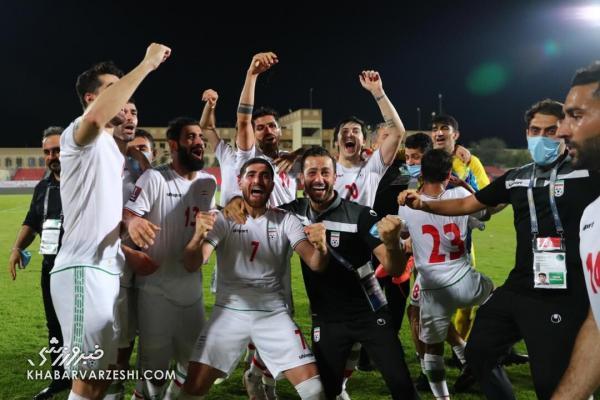 اعلام زمان بازی های ایران در انتخابی جام جهانی، ایران در گروه مرگ؟