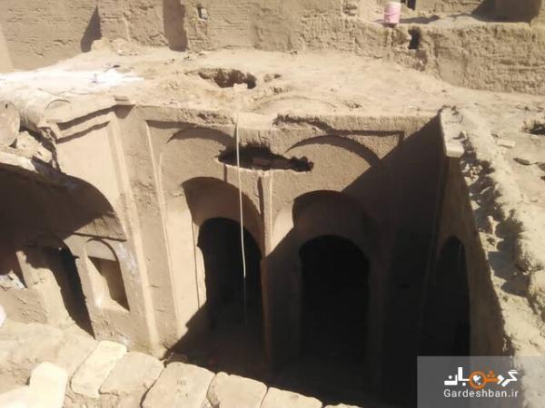 ثبت یک خانه تاریخی زرتشتی نشین در بافق یزد
