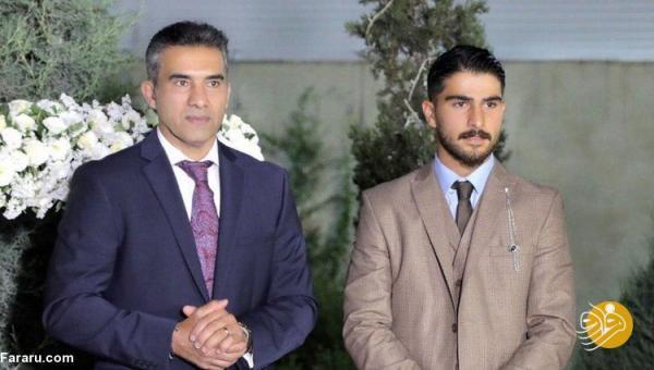 (عکس) خالکوبی جالب امیر عابدزاده