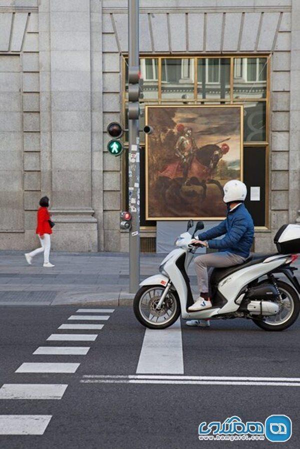 موزه پرادو کپی های شاهکارهای نقاشان مشهور را به نمایش گذاشت