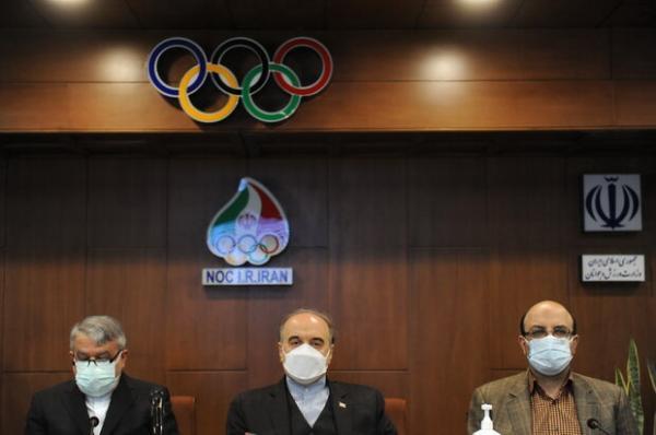 امیدوارم در المپیک توکیو در رشته های نو هم مدال بگیریم