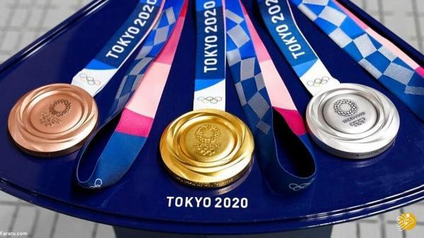 جدول نهایی مدال های المپیک 2020 توکیو؛ آمریکا اول شد، ایران سقوط کرد