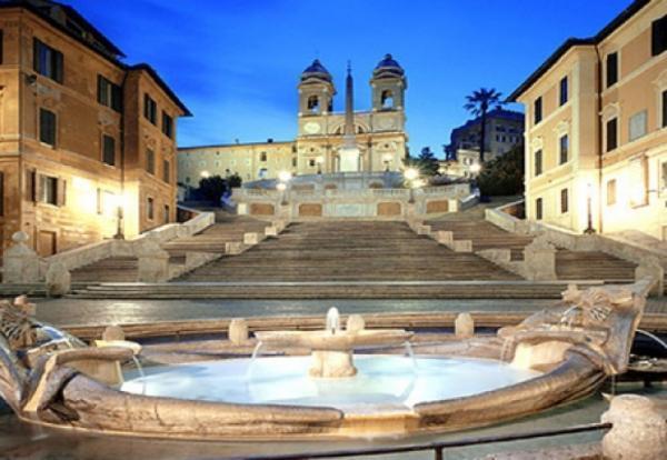 بهترین جاذبه های توریستی شهر رم ، فروش بلیط هواپیما به مقصد ایتالیا