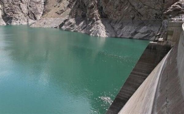 حجم آب ورودی سدها کاهش یافت