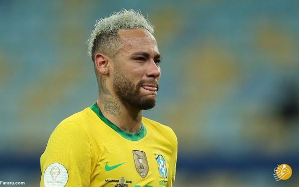تور برزیل ارزان: خبر تلخ نیمار برای طرفداران برزیل